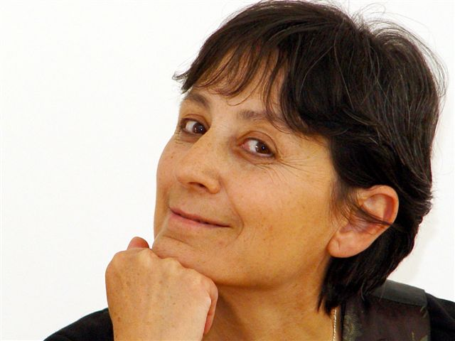 Esther Andradi liest im Literaturhaus in Berlin