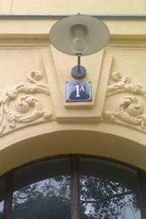 Eingangsportal Nr. 1 Agentur