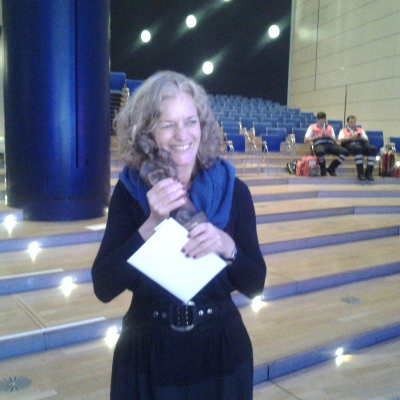 Inés Garland – Deutscher Jugendliteraturpreis 2014