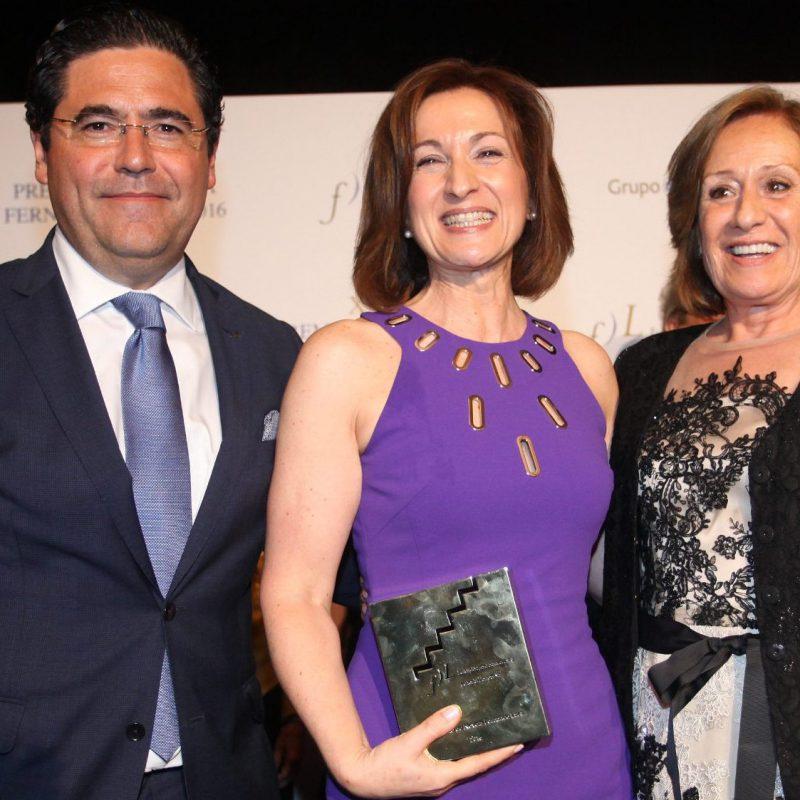 Paloma Sánchez- Garnica mit dem Premio Fernando Lara 2016 ausgezeichnet.