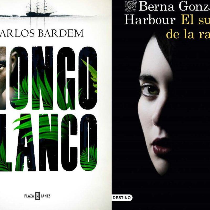 Berna González Harbour und Carlos Bardem bei der XXXIII Semana Negra de Gijón 2020 (dem bedeutesndsten Krimifestival in Spanien) ausgezeichnet